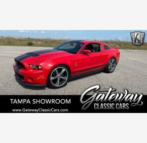 2010 Ford Mustang Shelby GT500 Coupe for sale 101318673