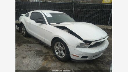 2010 Ford Mustang Coupe for sale 101322438