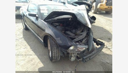 2010 Ford Mustang Coupe for sale 101326007