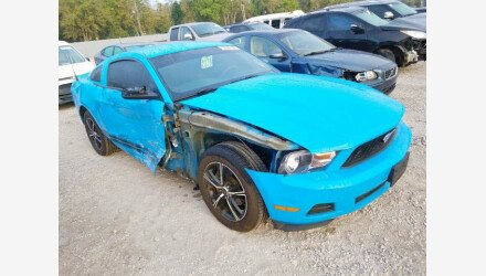 2010 Ford Mustang Coupe for sale 101347712