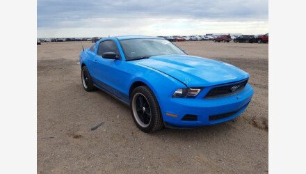2010 Ford Mustang Coupe for sale 101349426