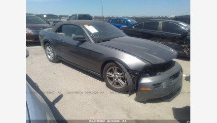 2010 Ford Mustang Convertible for sale 101349499