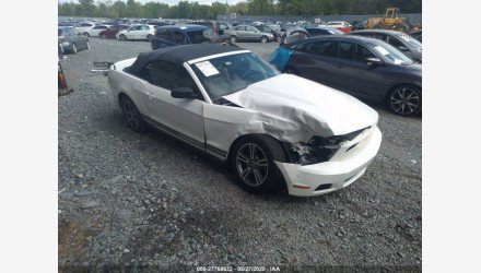 2010 Ford Mustang Convertible for sale 101349577