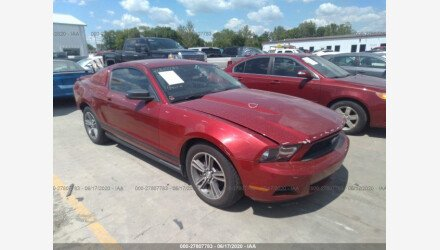 2010 Ford Mustang Coupe for sale 101351115