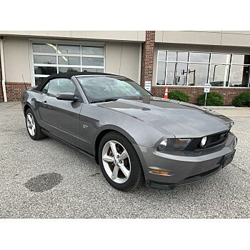 2010 Ford Mustang GT Convertible for sale 101356487