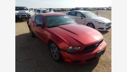 2010 Ford Mustang Coupe for sale 101361303
