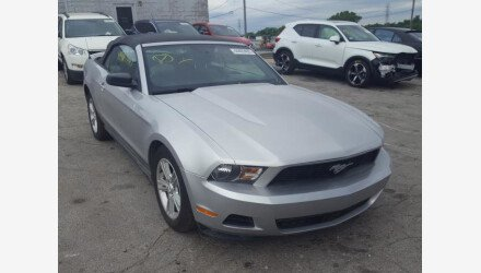 2010 Ford Mustang Convertible for sale 101378089