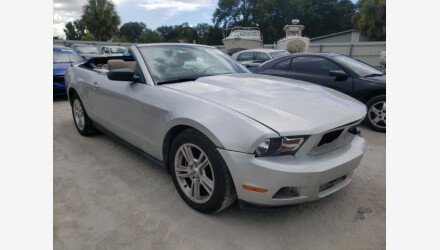 2010 Ford Mustang Convertible for sale 101378164