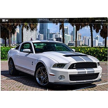 2010 Ford Mustang Shelby GT500 for sale 101378642