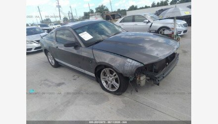 2010 Ford Mustang Coupe for sale 101408673