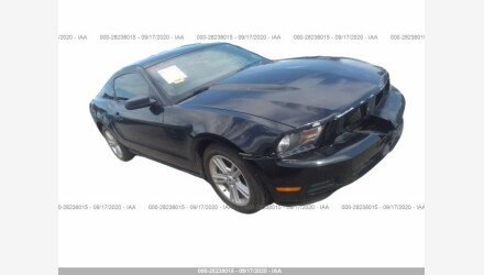 2010 Ford Mustang Coupe for sale 101408709