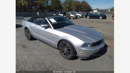 2010 Ford Mustang GT Convertible for sale 101409999