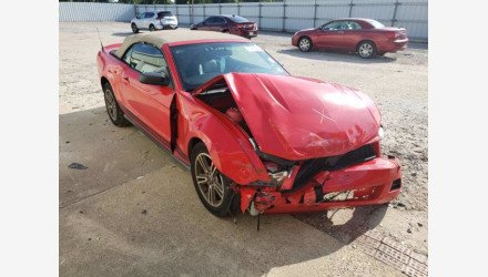 2010 Ford Mustang Convertible for sale 101410409