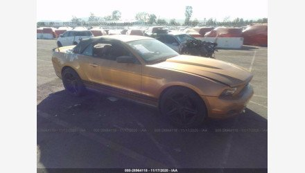 2010 Ford Mustang Convertible for sale 101414001