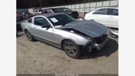2010 Ford Mustang Coupe for sale 101415217