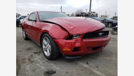 2010 Ford Mustang Coupe for sale 101431248
