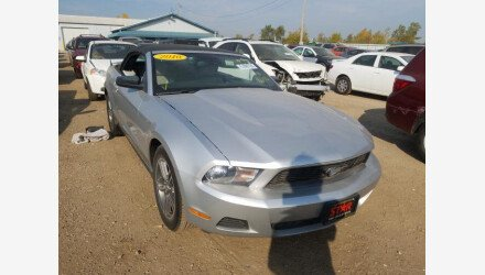 2010 Ford Mustang Convertible for sale 101435559