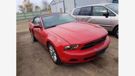 2010 Ford Mustang Convertible for sale 101440634