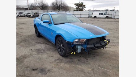 2010 Ford Mustang Coupe for sale 101444136