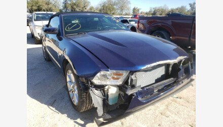 2010 Ford Mustang Convertible for sale 101461613