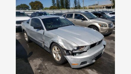 2010 Ford Mustang Coupe for sale 101463229