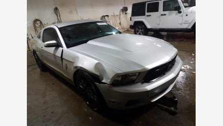 2010 Ford Mustang Coupe for sale 101463984