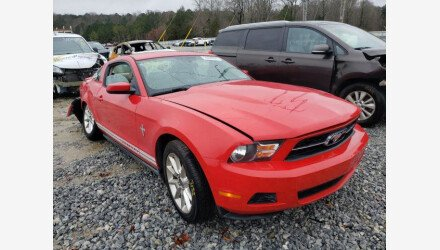 2010 Ford Mustang Coupe for sale 101465843