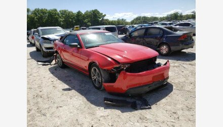 2010 Ford Mustang Convertible for sale 101488267