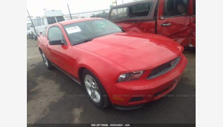 2010 Ford Mustang Coupe for sale 101489235