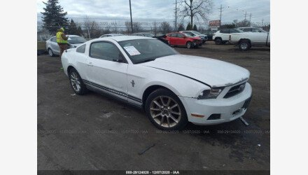 2010 Ford Mustang Coupe for sale 101490002