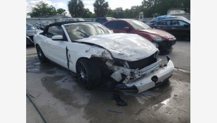 2010 Ford Mustang Convertible for sale 101491821