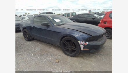 2010 Ford Mustang Coupe for sale 101491954