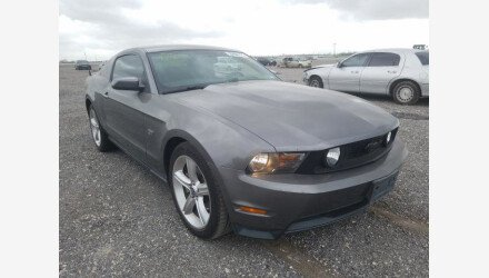 2010 Ford Mustang GT Coupe for sale 101493237