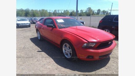 2010 Ford Mustang Coupe for sale 101504907