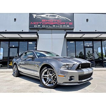 2010 Ford Mustang Shelby GT500 for sale 101553795