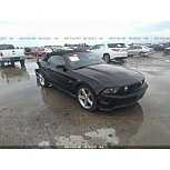 2010 Ford Mustang GT Convertible for sale 101600091
