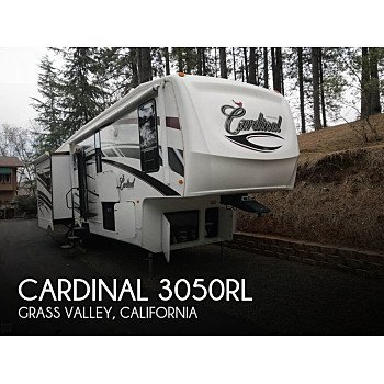 2010 Forest River Cardinal for sale 300181477