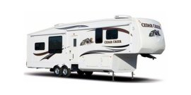 2010 Forest River Cedar Creek 36RL specifications