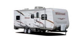 2010 Forest River Wildwood 36BHSS specifications