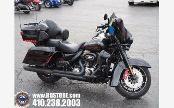 2010 Harley-Davidson CVO for sale 200664684