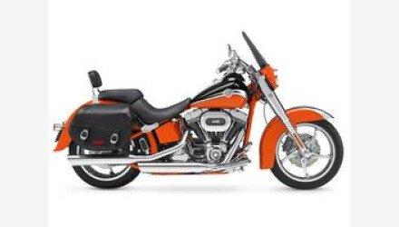 2010 Harley-Davidson CVO for sale 200702555