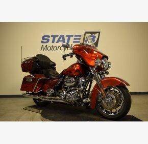 2010 Harley-Davidson CVO for sale 200704862
