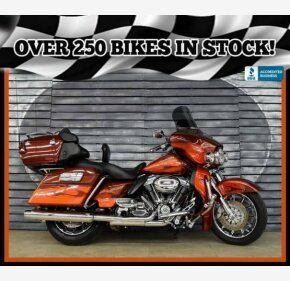 2010 Harley-Davidson CVO for sale 200787837