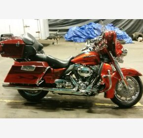 2010 Harley-Davidson CVO for sale 200802889