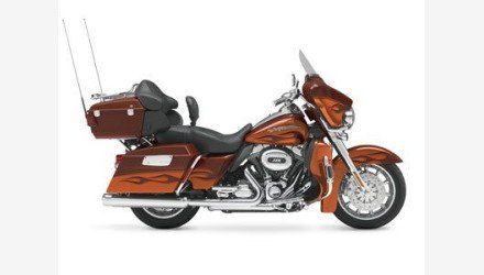2010 Harley-Davidson CVO for sale 200816108