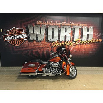 2010 Harley-Davidson CVO for sale 200839689