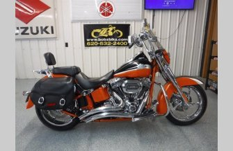 2010 Harley-Davidson CVO for sale 200973317