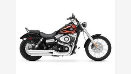 2010 Harley-Davidson Dyna for sale 200719109
