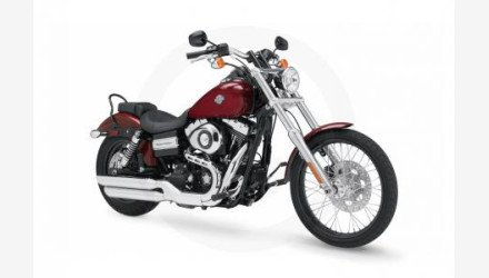 2010 Harley-Davidson Dyna for sale 200944522