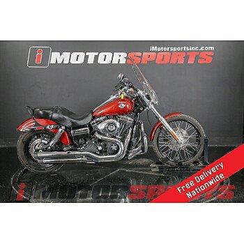 2010 Harley-Davidson Dyna for sale 200946460